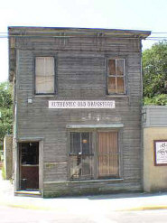Old Drugstore in St. Augustine